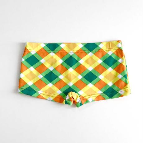 plaid swim pants (dead stock)