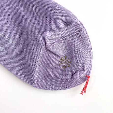 MARCOMONDE LADYS SOCKS_L.Purple/White/Gray