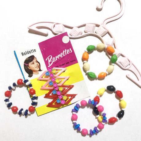 plastic beaded bracelet_4