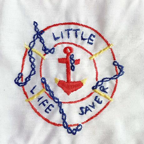 sailor romper&cap set