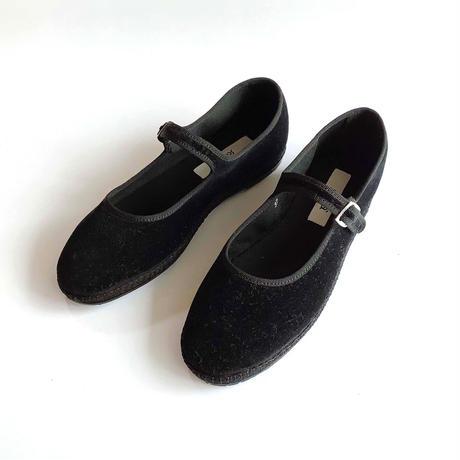 Sciuscià LADYS shoes_CLASSIC BLACK