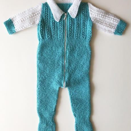 50s crochet sleeper
