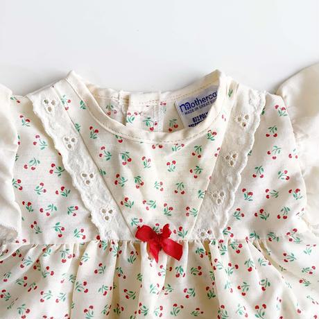 cherry dress (dead stock)