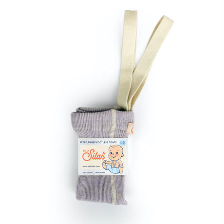 SILLY Silas Footless Collection_Creamy Lavender