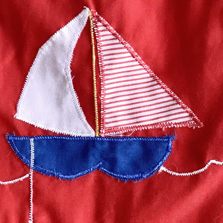 sailor overalls