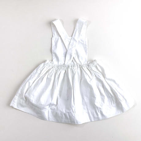 embroidery apron dress