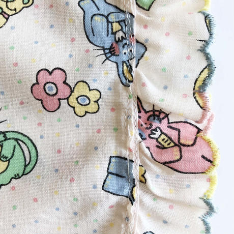 animal textile pillowcase