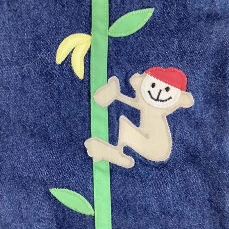 monkey overalls