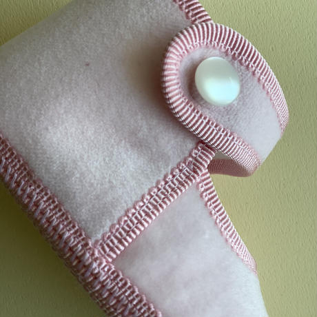 Sciuscià BABY shoes_RED/SNOW/BABY PINK