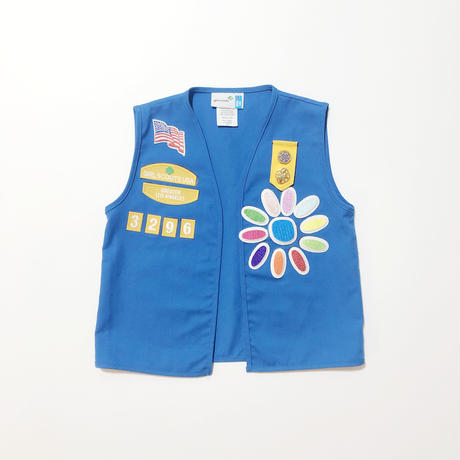 90s girl scout vest