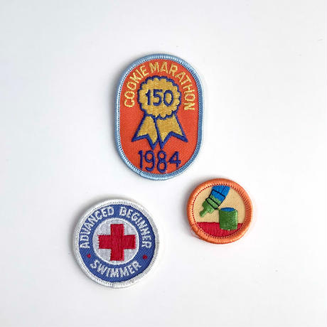70s girl scout  badge_2