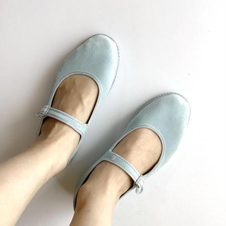 Sciuscià LADYS shoes_SAND/SEA GLASS