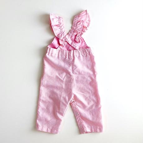 flower overalls
