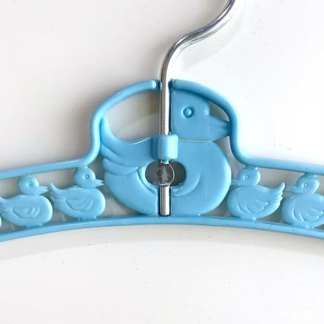 plastic alphabet  hanger