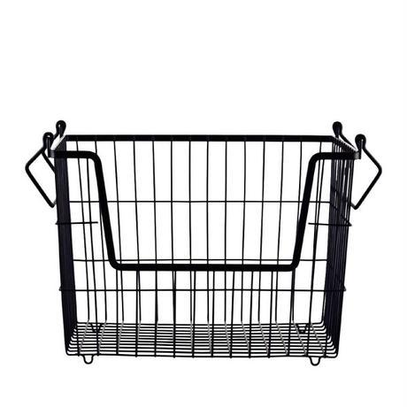 house doctor Basket(L) Black / ハウスドクター バスケット(L) ブラック