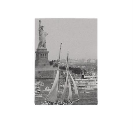 ◆メール便発送商品◆New York Times オペセイル 1986 タブレットノートブック