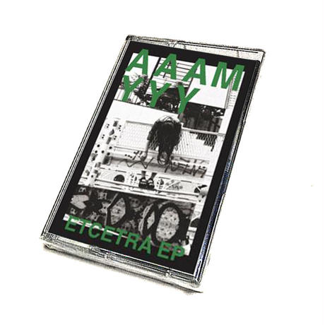 AAAMYYY 『ETCETRA CASSETTE EP』