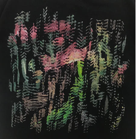 FOREST (M)【2TN-019-BK-M】