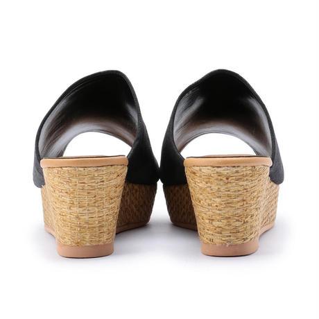 Wedge sole sand...