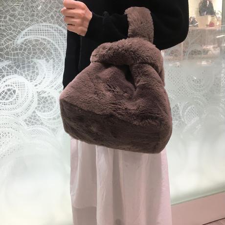 エコファーふんわりバッグ