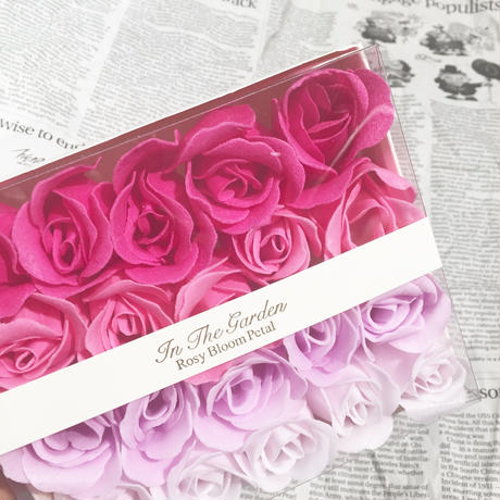 Rosy Bloom Petal