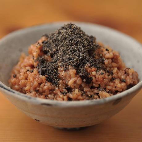 天然塩   黒ゴマ塩