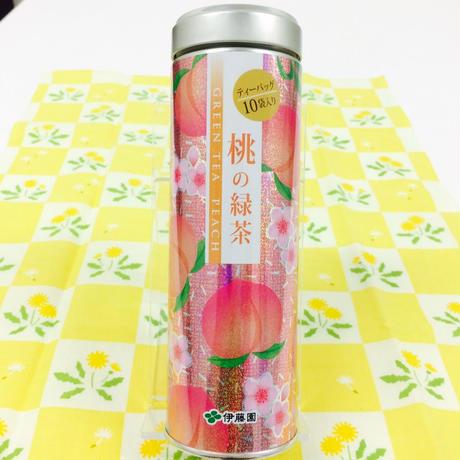 【ITOEN TEA GARDEN】桃の緑茶