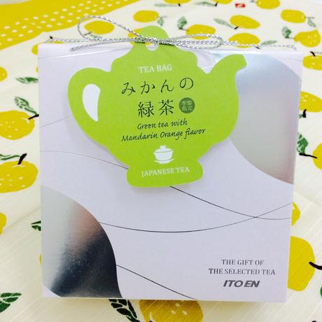 みかんの緑茶   5P