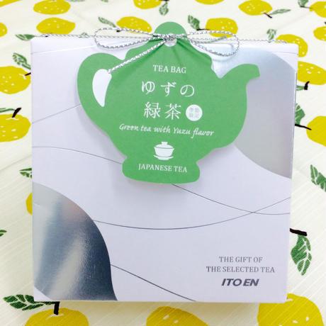 ゆずの緑茶     5P