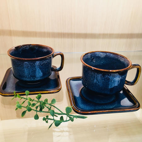 LAZULI COFFEE CUP&SAUCER