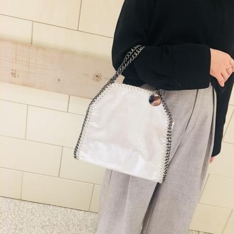 【ScrapBook スクラップブック】chain bag