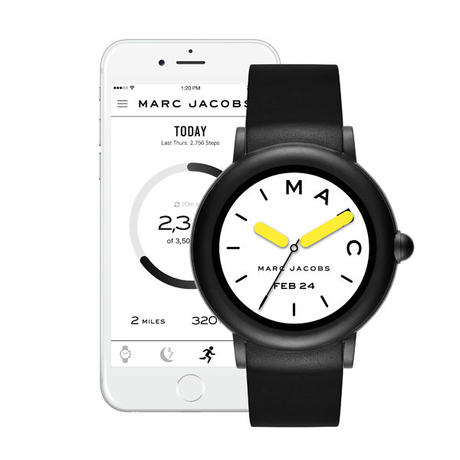 MARC JACOBS CONNECTED RILEY TOUCHSCREEN MJT2002