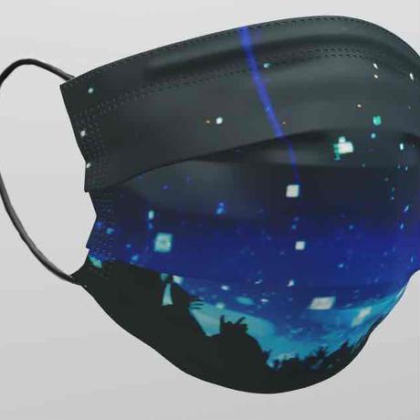 不織布マスク(個包装10枚セット)