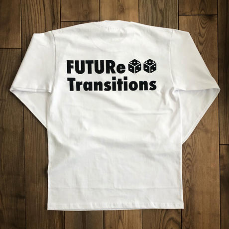 [FUTURe Transitions]Long-sleeve shirt / white