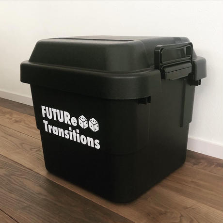 [FUTURe Transitions] Container box Black 30L