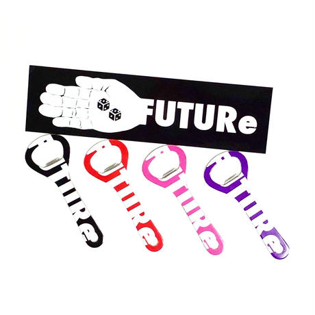 [FUTURe]  Bottle opener Key ring