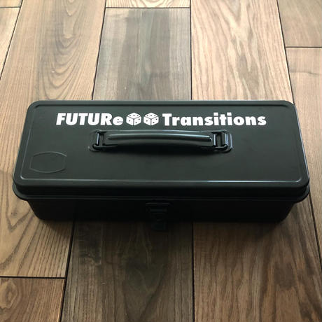 [FUTURe Transitions] Steel tool box storage