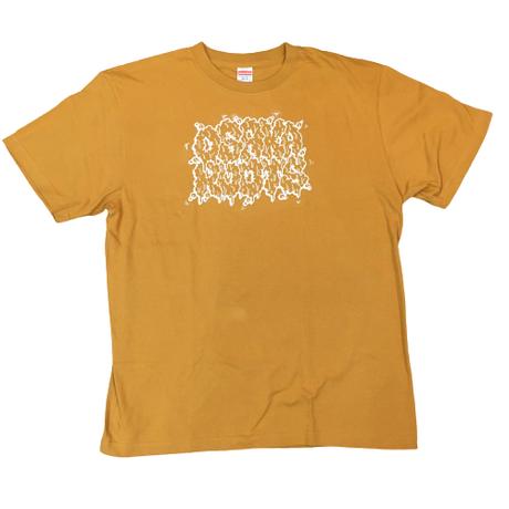 CGER デザイン OSAKA ROOTS Tシャツ キャメル メンズXL