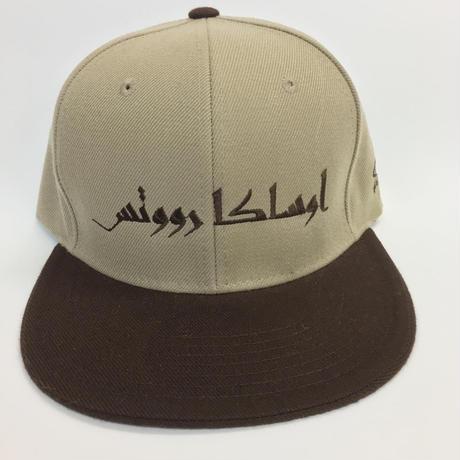 OSAKA ROOTS アラビア語 キャップ