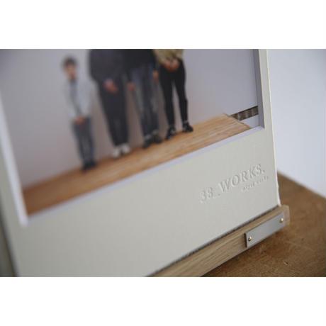 家族写真を眺めて暮らすための道具【2way】