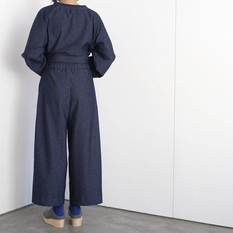 cropped easy pants (cr-20207)