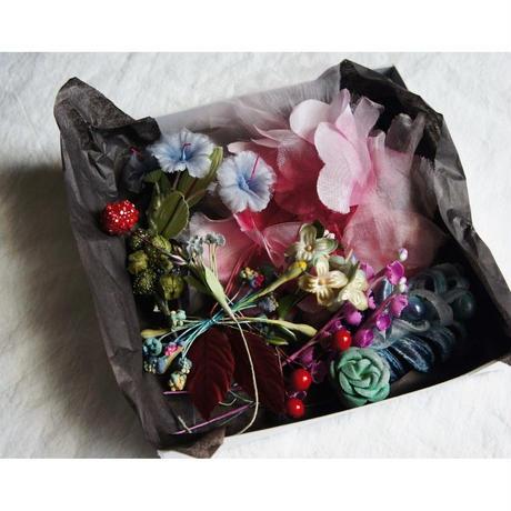 vintage flowers セット販売 C