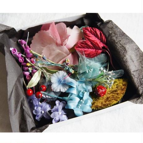 vintage flowers セット販売 B