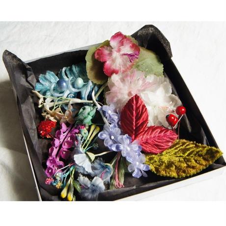 vintage flowers セット販売 E