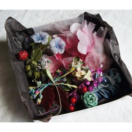 vintage flowers セット販売 D