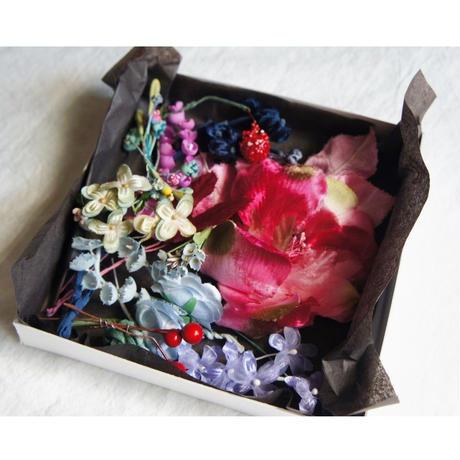 vintage flowers セット販売 A