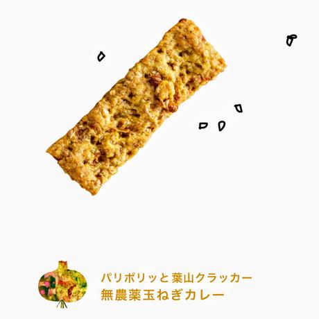 VEGICRA 葉山 野菜のクラッカー(玉葱カレー)*次回発送5月14日(金)