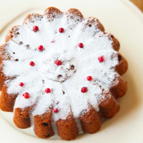 プレミアムマーガレットケーキ(梅酒レーズンとベルギーチョコ)*受注販売