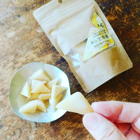 KINKATO 三角の手作り飴 葉山金華糖 (日本蜜蜂ハニー)
