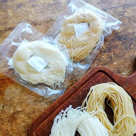 3pmの無農薬漢方栽培米で作った半生米粉麺6袋 詰め合わせGift Box (玄米×3 白米×3)*次回発送 1月29日(金)